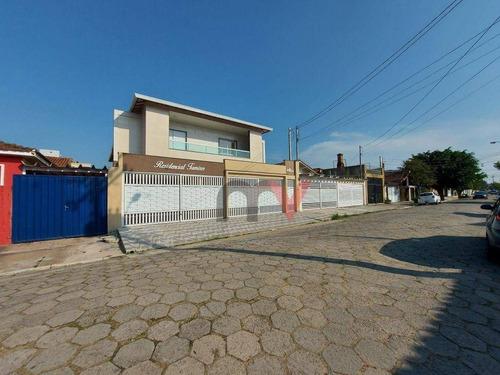 Imagem 1 de 22 de Sobrado À Venda, 58 M² Por R$ 240.000,00 - Tupi - Praia Grande/sp - So0132