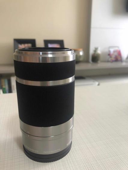 Lente Sony E-mount 50-210mm