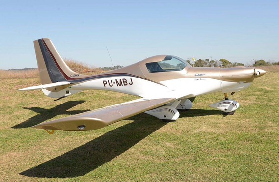 Avião Ultraleve - 2014 Quasar Lite - Motor Jabiru 85