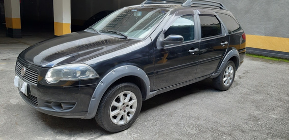 Fiat Palio Weekend 1.4 Trekking Flex 5p 2009
