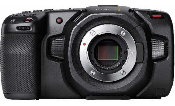 Blackmagic Pocket Cinema 4k - A Vista R$10000,00 Envio Já