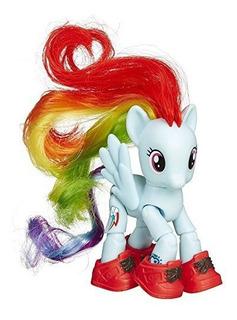 My Little Pony Friendship Es La Magica Rainbow Dash Sightsee
