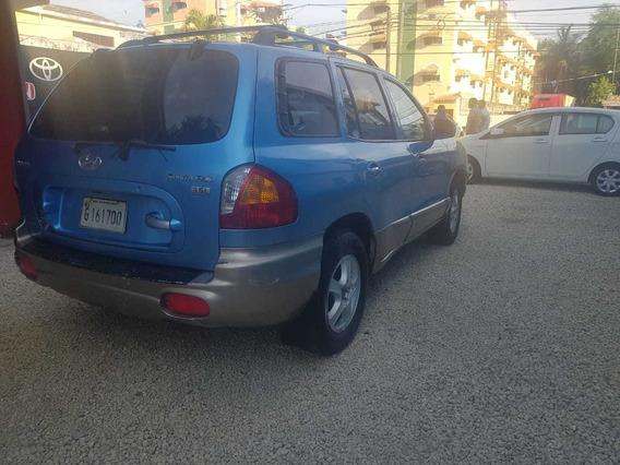 Hyundai Santa Fe Inicial 85,000