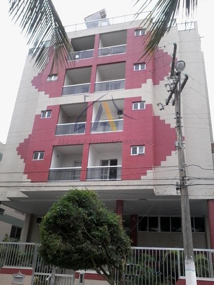 Apartamento A Venda No Bairro Braga Em Cabo Frio - Rj. - Cob112-1