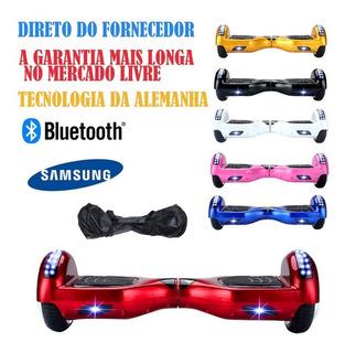 Usado 6 Polegadas Hoverboard Skate Electrico Bluetooth