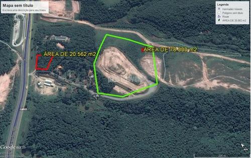 Área Industrial - 20.000m² - Itapecerica Da Serra!!! - Pp18625