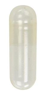 Capsulas Vacias De Gelatina 0 Tamaño - 500 Capsulas Vacias