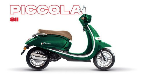 Gilera Scooter Piccola Sg 150 Libertad