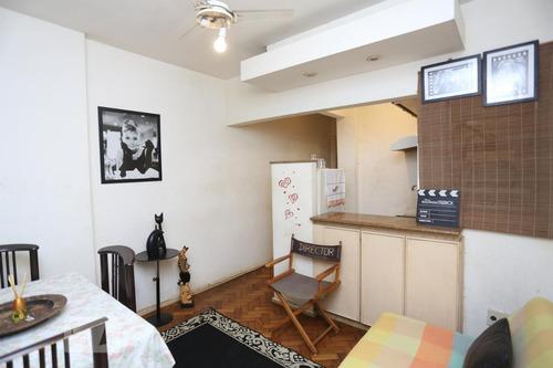 Apartamento À Venda - Copacabana, 1 Quarto,  40 - S893091539