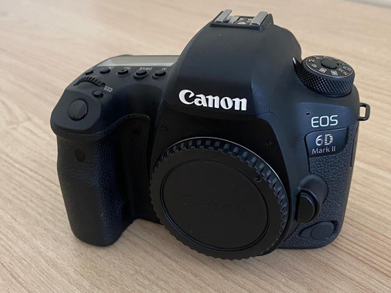 Camera Canon Mark Ii 6d