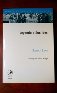 Leyendo A Euclides - Beppo Levi Ed. Libros Del Zorzal.