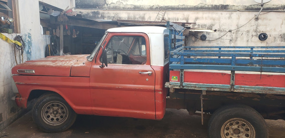 Ford F100 74