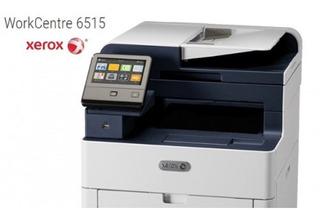 Impresora Multifuncional Laser Color Xerox Wc 6515/dn
