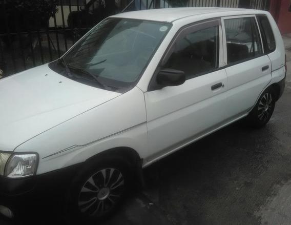 Mazda Demio 2002 Blanco , Gasolina Y Glp , Negociable !!!