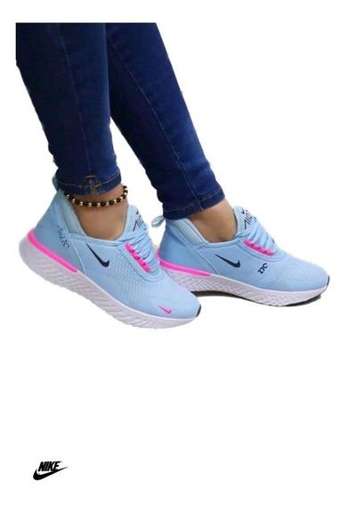 Tenis Mujer Nike Weight Foam Zapatillas 100% Garantizadas