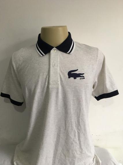 Camisa Polo Lacoste Original Importado Tamanho Grande Xg