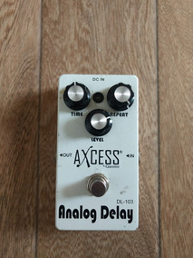 Pedal Axcess Giannini Analog Delay