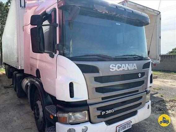 Scania P 360 A 6x2 2012 Automático