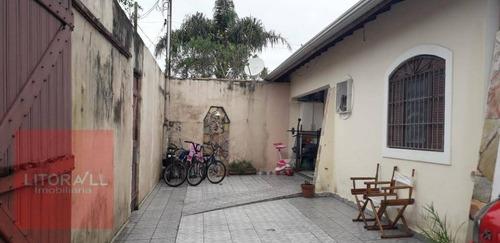 Imagem 1 de 16 de Casa À Venda, 72 M² Por R$ 260.000,00 - Cibratel I - Itanhaém/sp - Ca1489