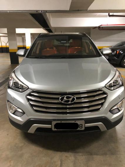 Hyundai Grand Santa Fé 3.3 V6 4x4 Blindada C/ Teto 7 Lugares