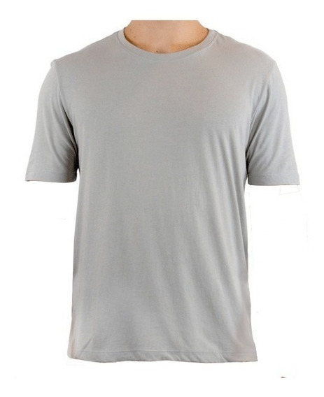 Camiseta Masculina Dry Fit Poliamida Academia Crossfit
