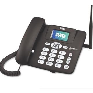 Telefone Fixo Rural Proeletronic Procd6020 Chip Desbloqueado