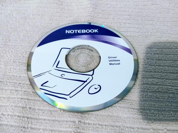 Dvd - Driver - Utilities - Manual Notebook