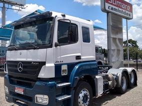 Mercedes-benz Axor 2544 6x2 - Unico Dono