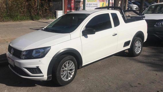Volkswagen Saveiro Cabina Extendida $420.000 Y Cuotas En $