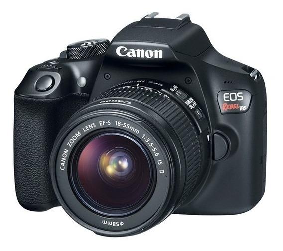Canon Eos Rebel T6 18-55mm Iii