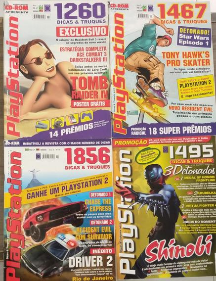 Revista Dicas & Truques Playstation