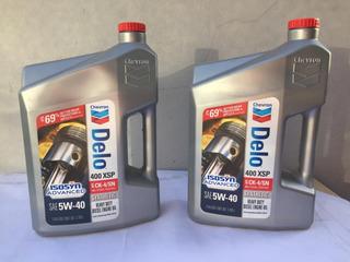 Aceite Sintetico 5w40 Chevron Usa 3.78ltrs