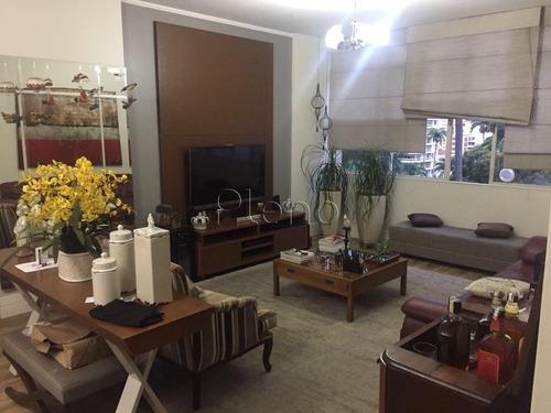Imagem 1 de 25 de Apartamento À Venda Em Cambuí - Ap014265