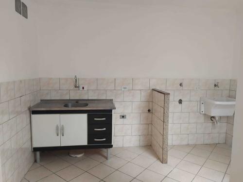 Imagem 1 de 19 de Casa Para Locação Em Condomínio Residencial, 1 Dormitório, Sala Integrada Com A Cozinha , Banheiro , 1 Vaga De Garagem, Aceita Pet , Andar Térreo - Sp - Ca0355_prst