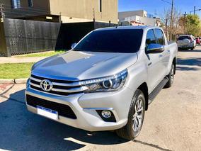Vendo O Permuto Toyota Hilux 2.8 Cd Srx 177cv 4x2 At 2018