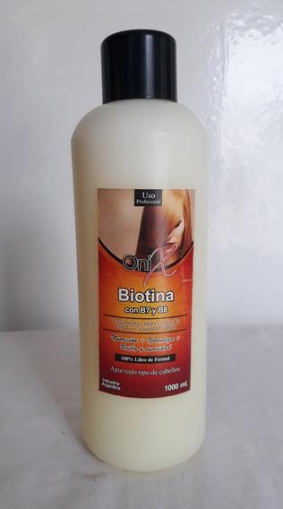 Biotina Capilar Cremosa X 1 Litro
