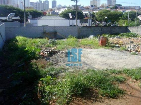 Terreno À Venda, 2200 M² Por R$ 3.030.000,00 - Cursino - São Paulo/sp - Te0695