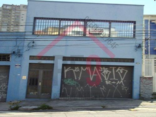 Imagem 1 de 26 de Prédio Comercial Rua Dr. Zunquim - 1337