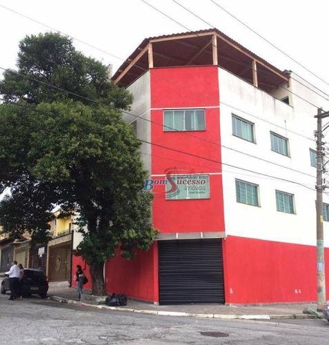 Prédio À Venda, 600 M² Por R$ 1.590.000,00 - Cidade Patriarca - São Paulo/sp - Pr0132