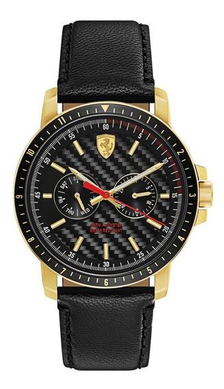 Relógio Masculino Ferrari 830451 Importado Original