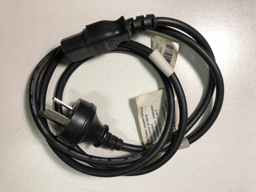 Cable Power 220v