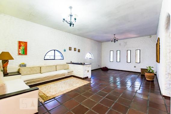 Casa Com 4 Dormitórios E 5 Garagens - Id: 892891321 - 191321