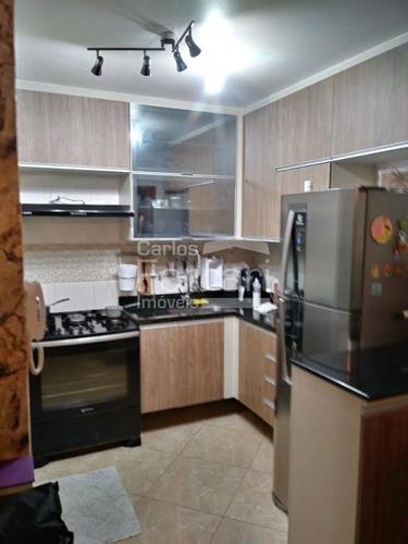 Imagem 1 de 12 de Casa Em Condomínio - Possui 03 Suítes E 01 Vaga  100 M2  - Cf22402