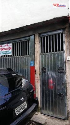 Casa Residencial À Venda, Vila Das Valsas, São Bernardo Do Campo. - Ca0245