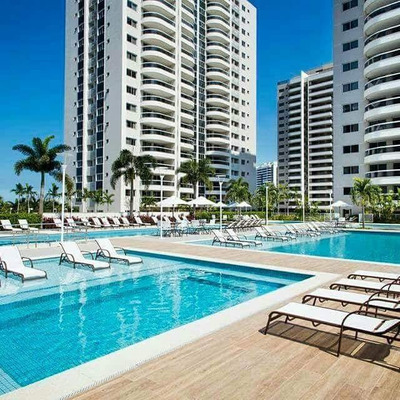 Apartamento A Venda No Bairro Barra Da Tijuca Em Rio De - 2534-1