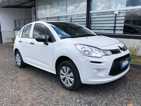 Citroën C3 1.2 Flex Origine Pure Tech