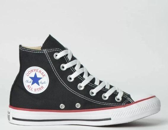 Tênis Converse All Star Bota Ct As Core Hi Preto Ct00040007