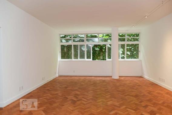 Apartamento Para Aluguel - Jardim Botânico, 3 Quartos, 185 - 893008861