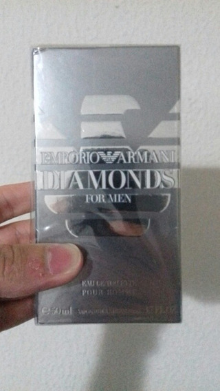 Armani Diamonds For Men 50 Ml. Descontinuado E Raro !!!