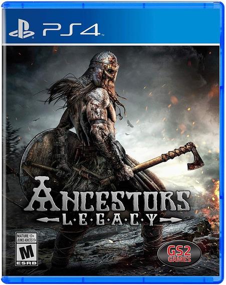 Ancestors Legacy - Ps4 - Midia Fisica! Pronta Entrega!